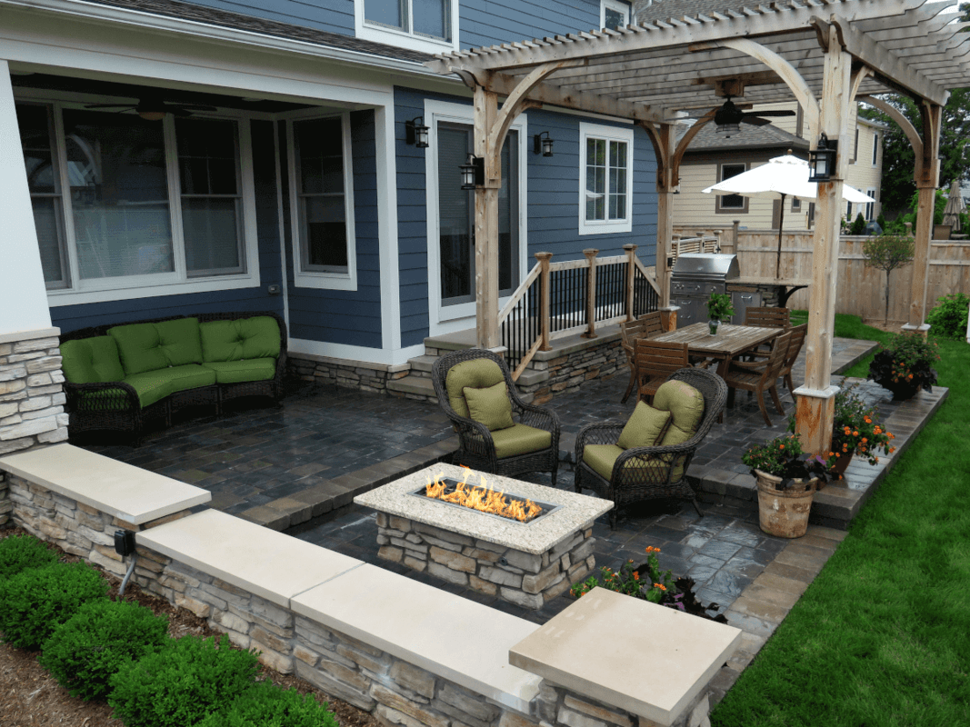 Custom Landscaping Services